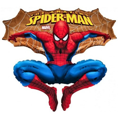 Supershape Spiderman da 26 pollici, per feste