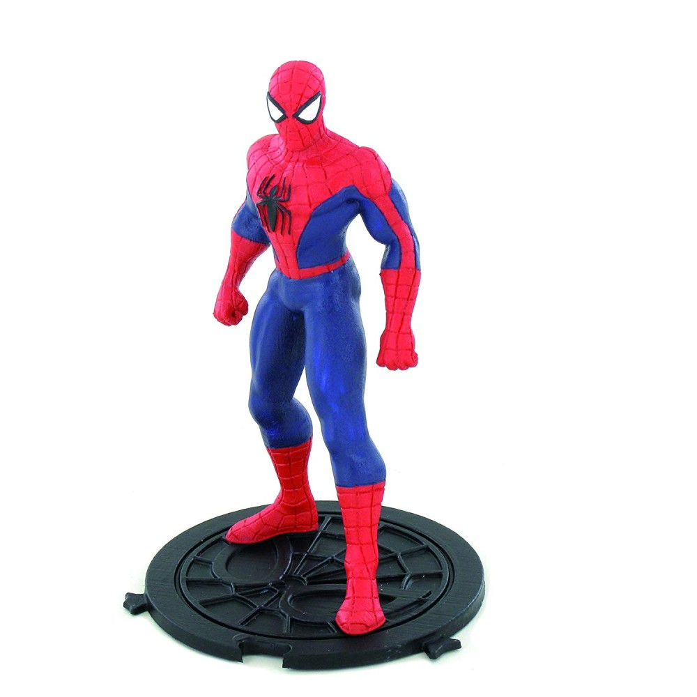 Action Figure Spiderman, idea regalo, collezione