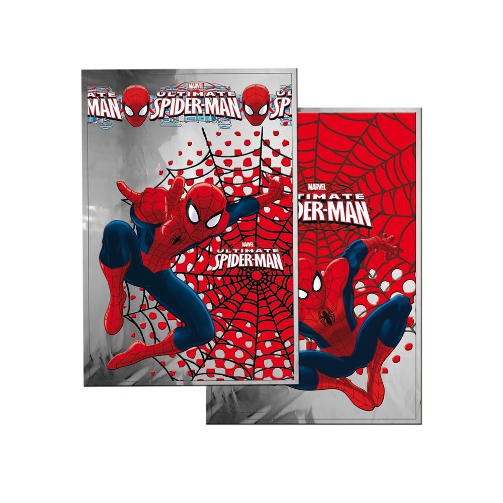 Sacchettini Spiderman - 10 pz - idea regalo