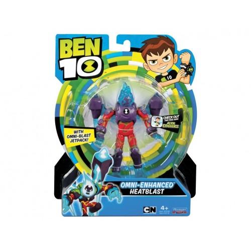 Action FigurediOmni Enhanced Heatblast - Ben Ten