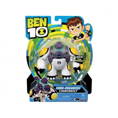 Action Figure diOmni Enhanced Cannonbolt -  Ben Ten