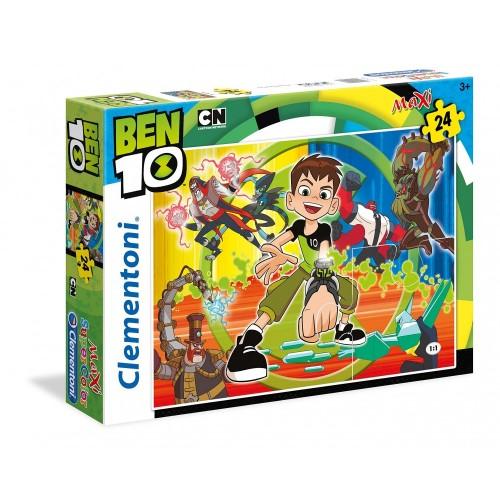 Puzzle di Ben Ten - Clementoni