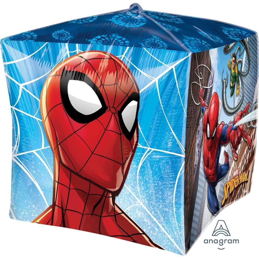 Mini foil Spiderman Amscan, per feste