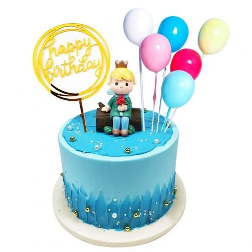 Decorazioni torta Il Piccolo Principe