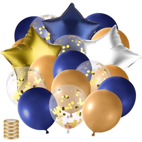 Allestimento palloncini Il Piccolo Principe