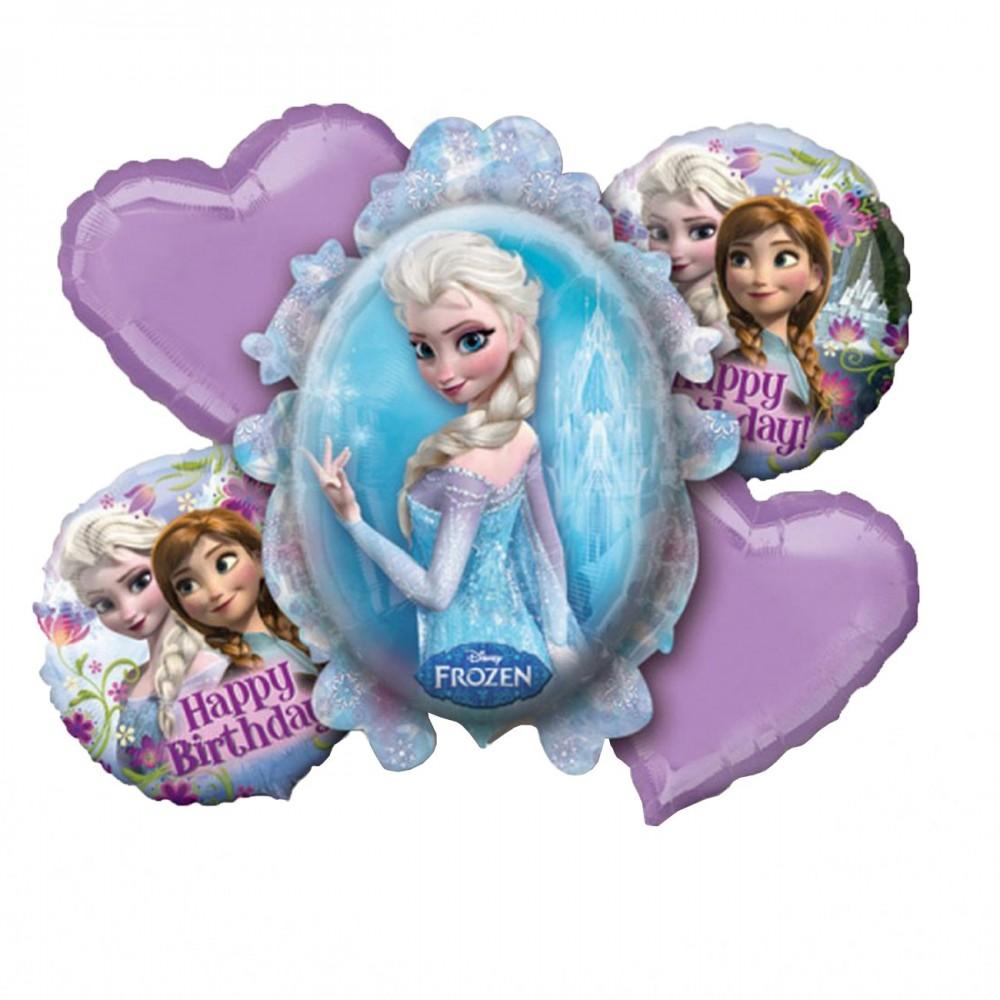 Bouquet palloncini Frozen