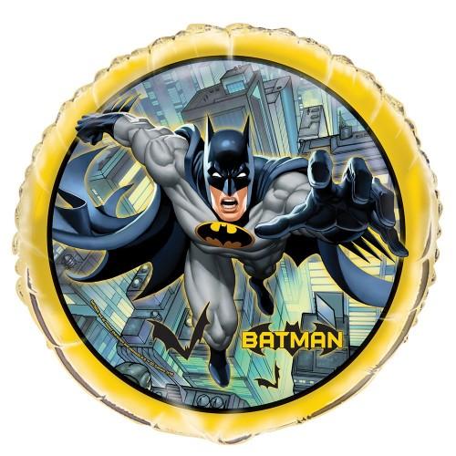 Mini foil Batman in alluminio, per feste e party