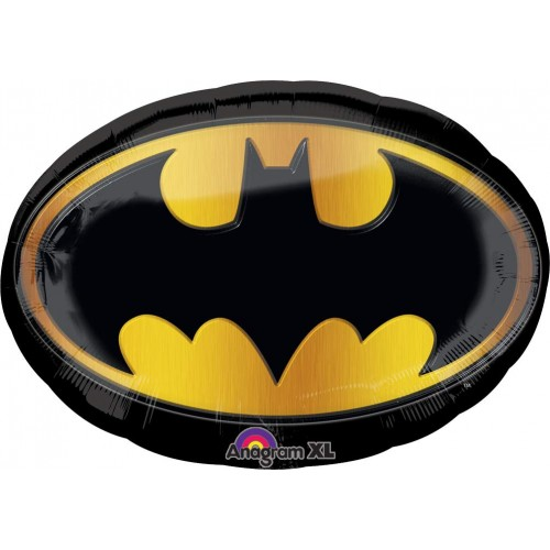 Supershape Pipistrello, stemma Batman