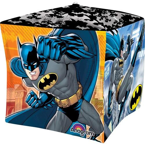 Palloncino quadrato Batman, stampa su 6 lati