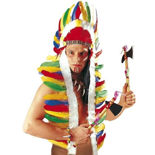 Copricapo Capo tribù indiano