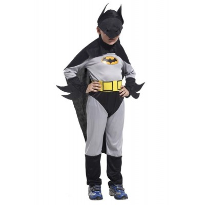 Costume Batman, travestimento per feste, Cavaliere Oscuro