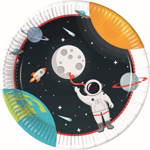 Piatti astronauta - Nasa