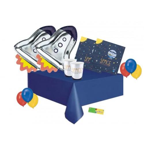 P&D Kit n 4 Coordinato Festa Astronauta - Space Party