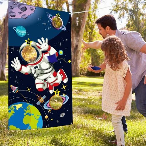 Photo booth Space Party - astronauta Nasa