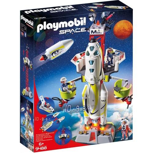 Playmobil Space - Razzo Spaziale