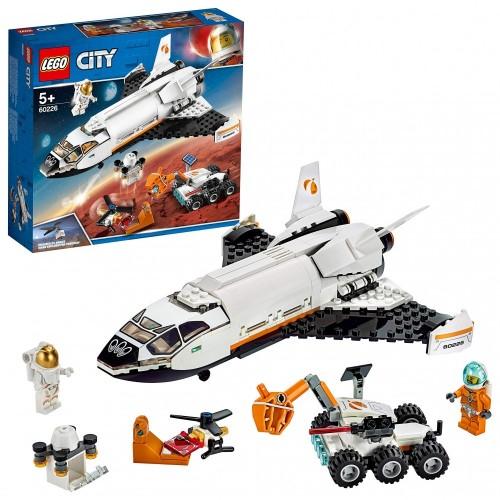 Lego City Space Shuttle di Ricerca su Marte