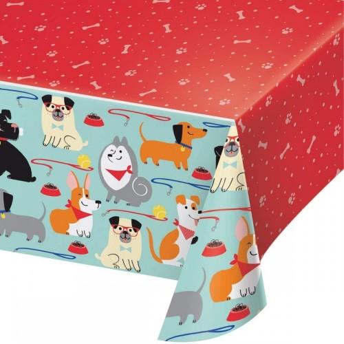 Tovaglia Dog Party - tema cani