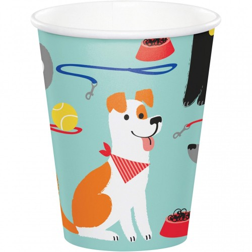Bicchieri Dog Party - tema cani