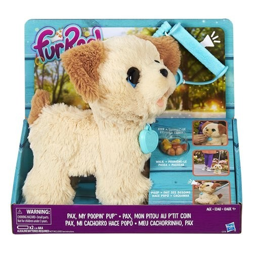 Peluche cagnolino Pax della FurReal, idea regalo