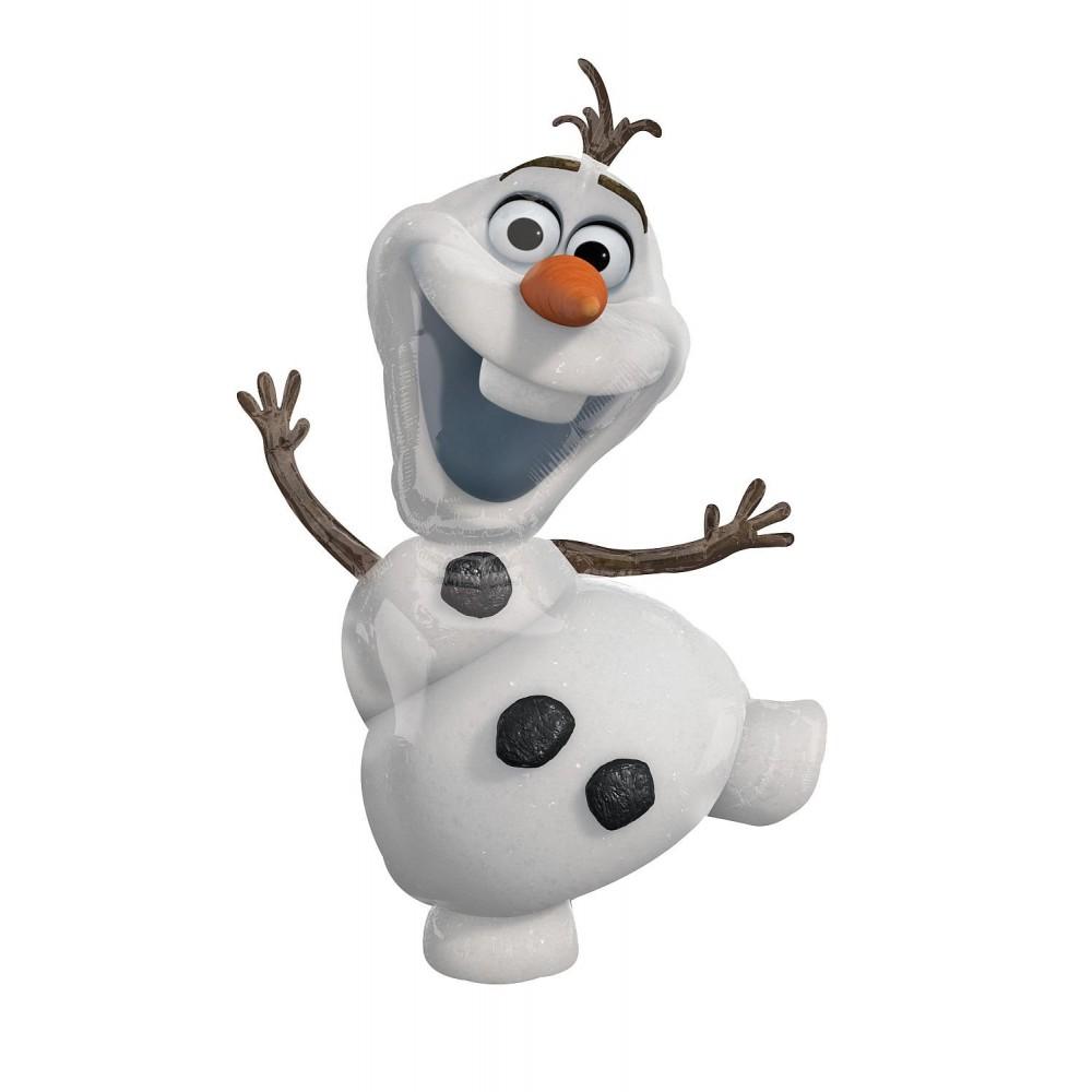 Palloncino Supershape Olaf