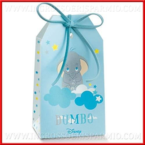 10 Bustine Porta Confetti Dumbo Disney