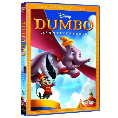 DVD Dumbo  Special Edition -  70° Anniversario