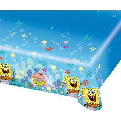 Tovaglia SpongeBob 120 x 180 cm in PVC