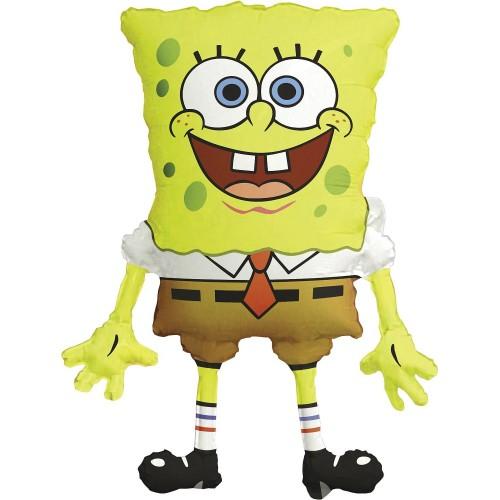 Palloncino SpongeBob 71x56 cm, per feste a tema