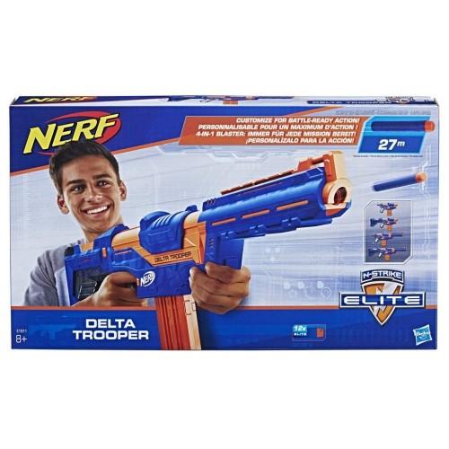 Pistola N-Strike Elite Delta Trooper