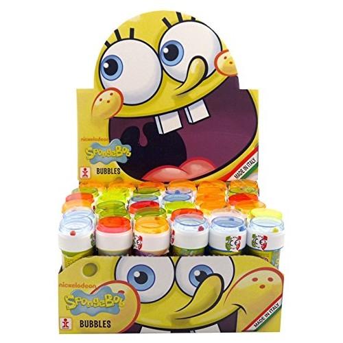 Bolle di sapone SpongeBob - confezione da 18 pz