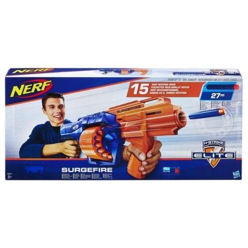 Pistola Nerf Elite - Surgefire Nerf