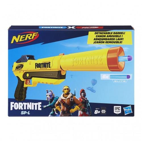 Pistola Fortnite SP-L della Nerf