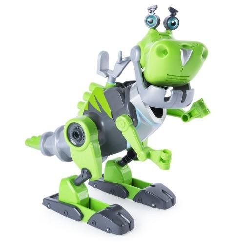 Modellino Robosauro - Rusty Rivets, versione componibile