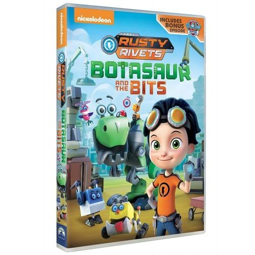 DVD Rusty Rivets: Jobot E I Bit