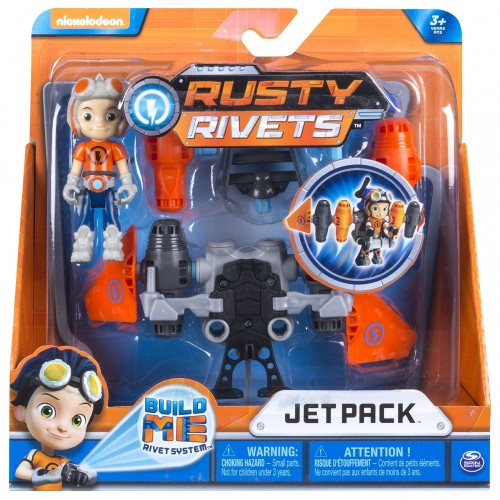 Action figure modellino personaggio Rusty Rivets