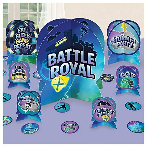 Centrotavola Battle Royal - Fortnite