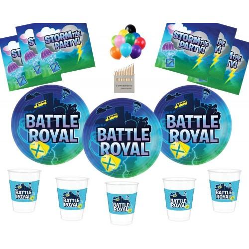 Kit per 16 persone di Battle Royal Fortnite
