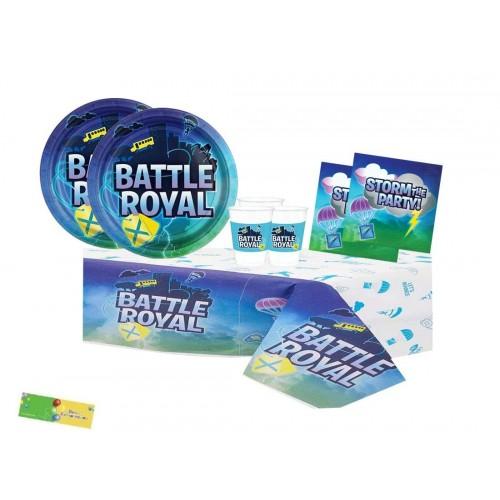 irpot Kit N° 16 Coordinato Compleanno Battle Royal