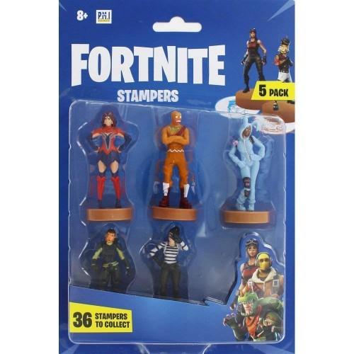 Fortnite Action Figure - 5 modellini