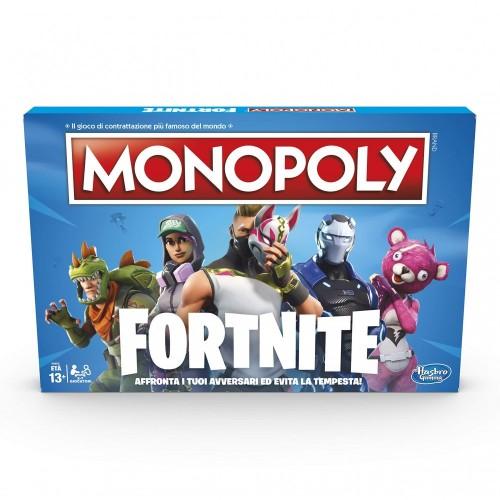Monopoly Fortnite Gioco da Tavolo - Hasbro