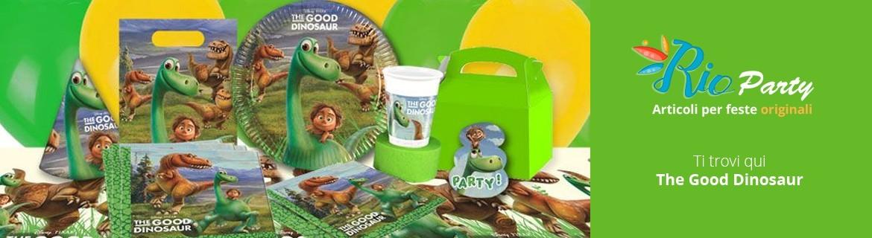 Festa The Good Dinosaur - Il Viaggio di Arlo