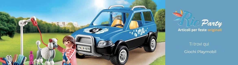Giochi Playmobil originali, idee regalo per bambini