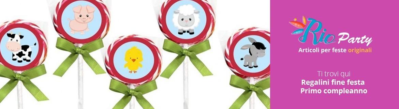 Regalini Primo compleanno, bomboniere e accessori