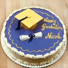torta laurea 1 piano