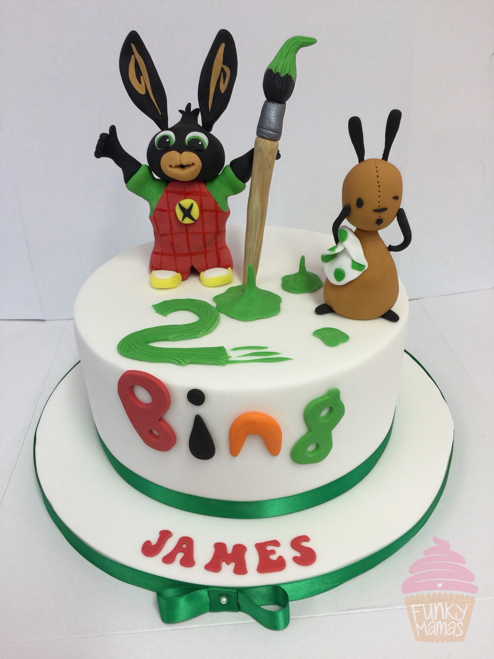 torta bing due piani