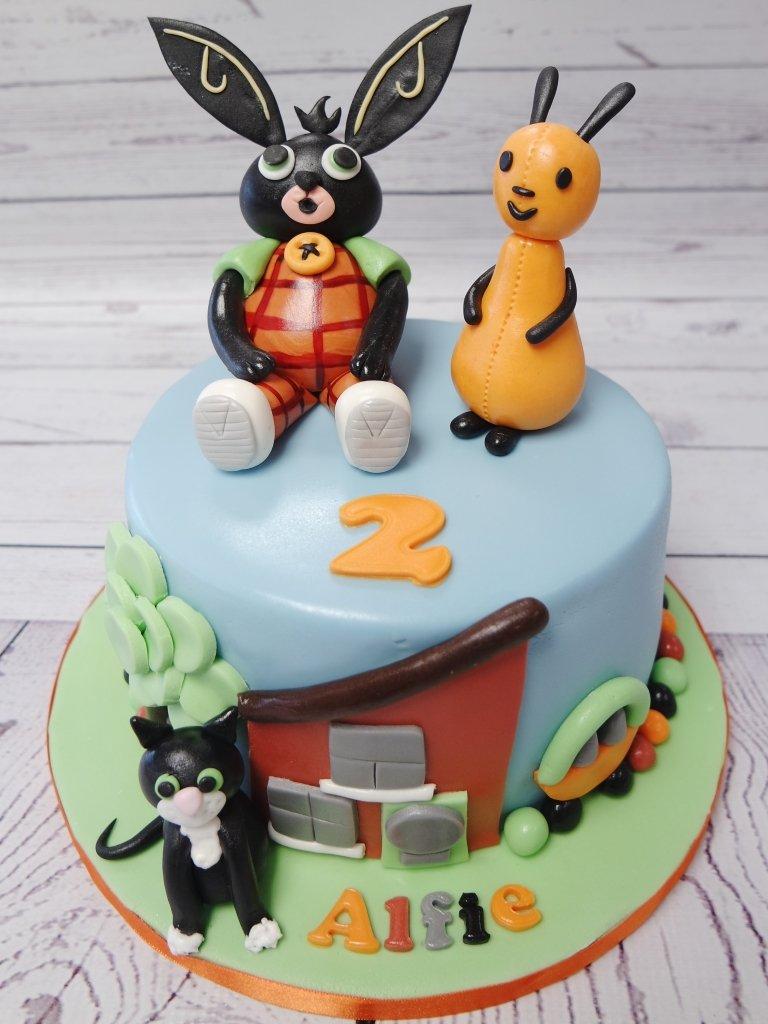torta Bing e Coco