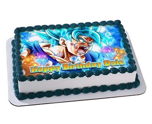 torta con cialda Dragon Ball