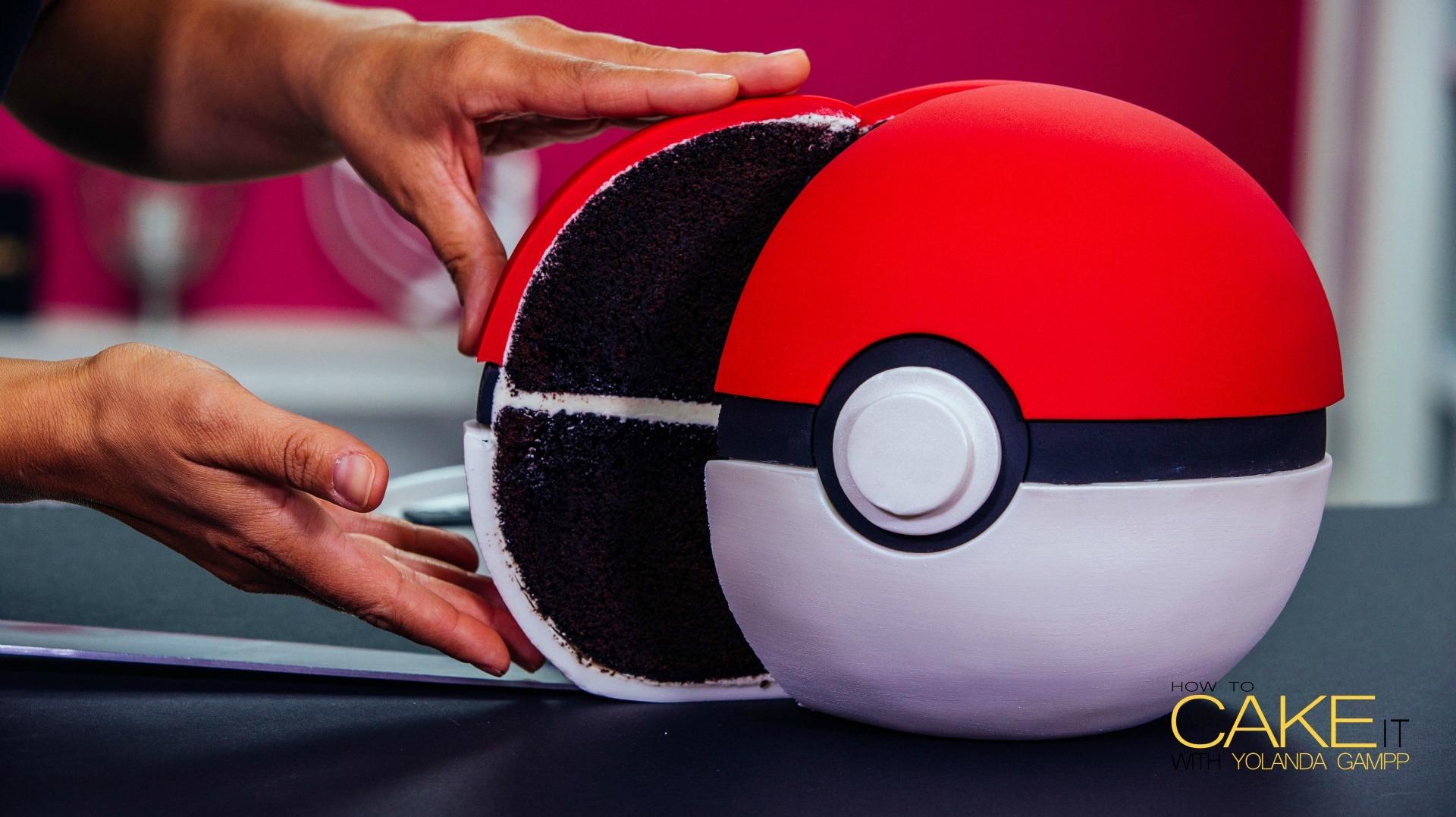 Torta Pokemon Ball in PDZ