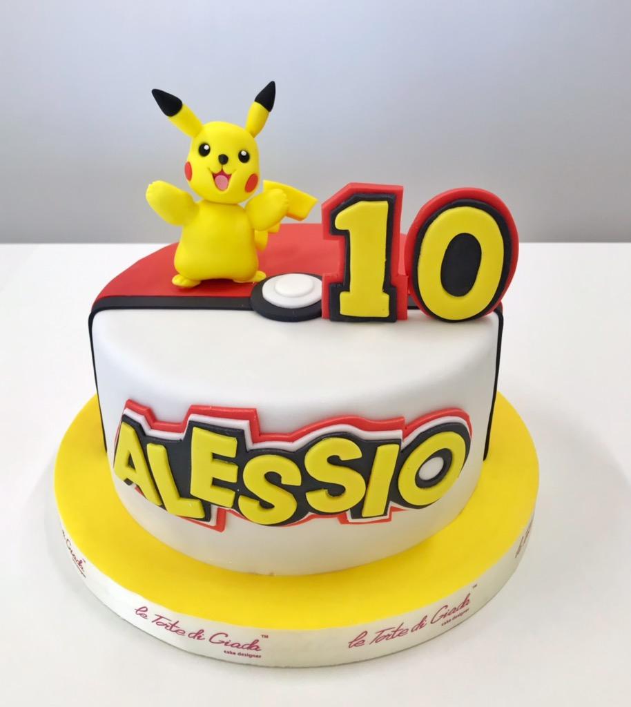 torta pokemon 10