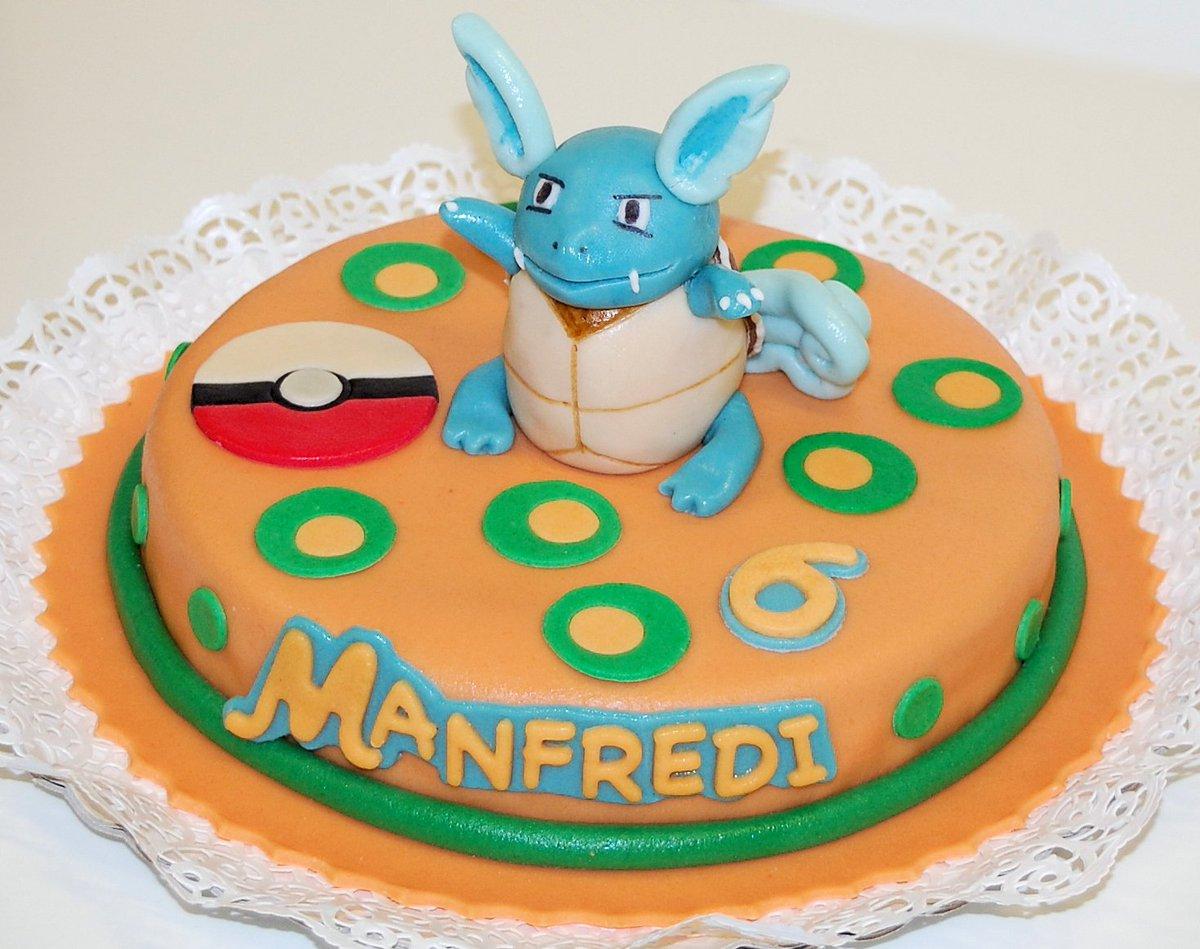 Torta Pokemon rari
